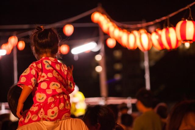手稲区 盆踊り 夏まつり