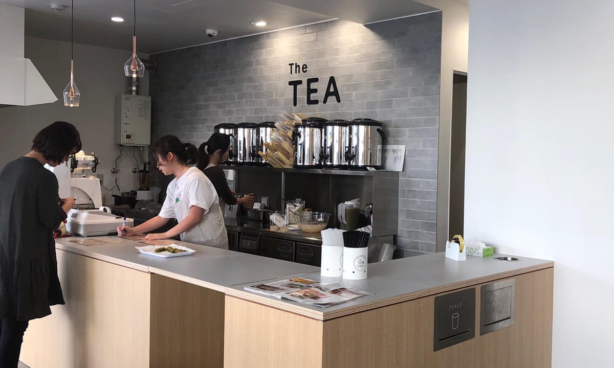 琴似 the TEA タピオカ