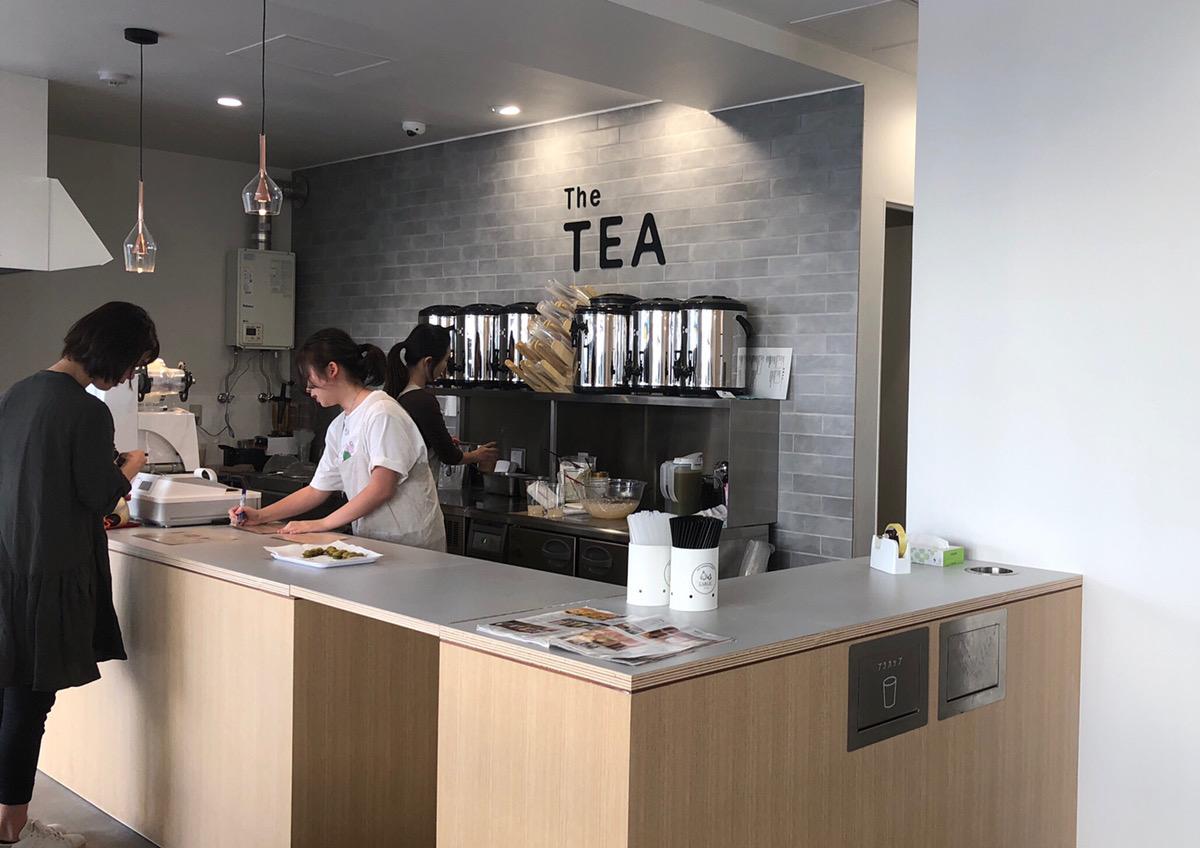 the TEA タピオカ