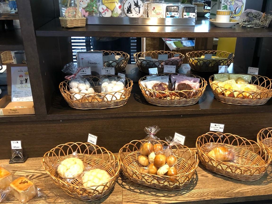 nina nino 焼き菓子(二十四軒)