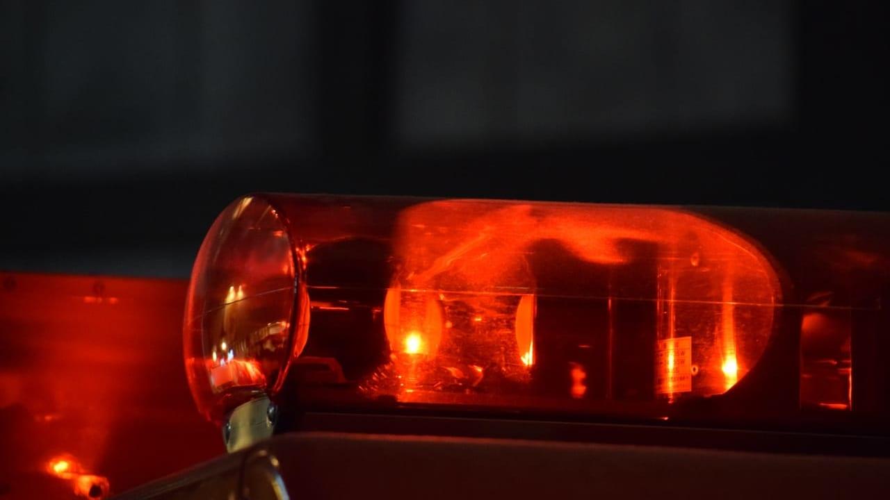 札幌で車両火災