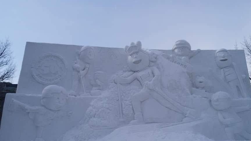 さっぽろ 雪まつり